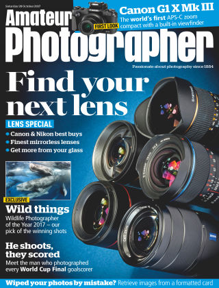 Amateur Photographer 28th October 2017
