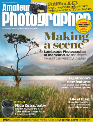 Amateur Photographer 4th November 2017