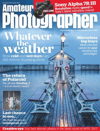 Amateur Photographer 11th November 2017