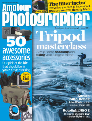 Amateur Photographer 25th November 2017