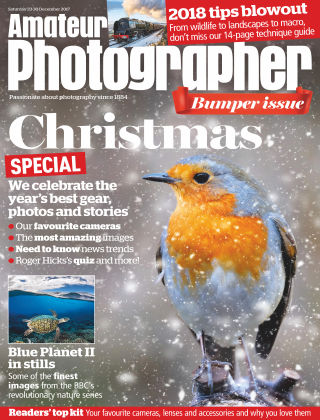 Amateur Photographer 23rd December 2017