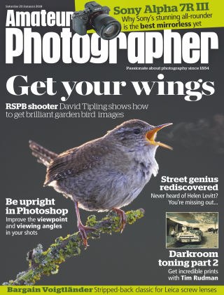 Amateur Photographer 20th January 2018