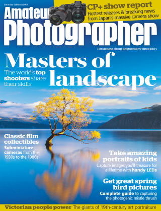 Amateur Photographer 3rd April 2018