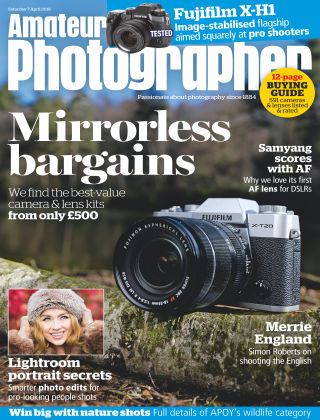 Amateur Photographer 7th April 2018