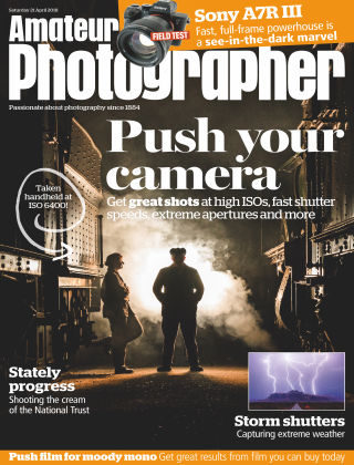 Amateur Photographer 21st April 2018