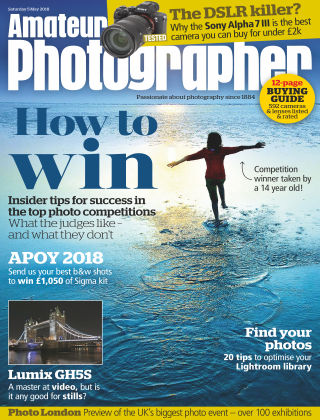Amateur Photographer 5th May 2018