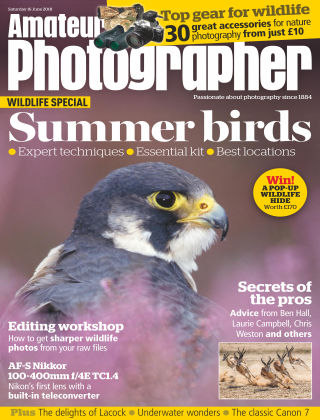 Amateur Photographer 16th June 2018