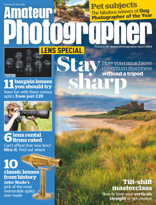 Amateur Photographer 21st July 2018