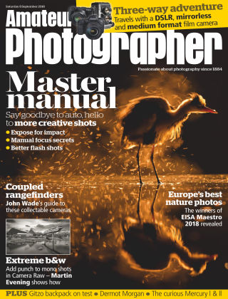 Amateur Photographer 8th September 2018