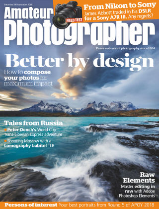 Amateur Photographer 29th September 2018