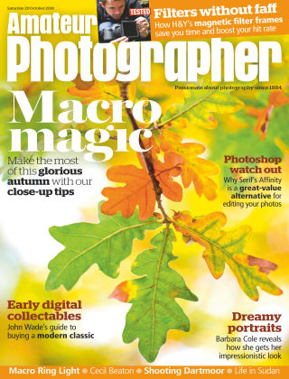 Amateur Photographer 20th October 2018