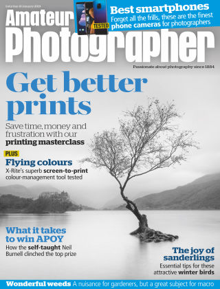 Amateur Photographer Jan 19 2019