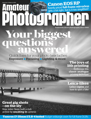 Amateur Photographer Mar 23 2019