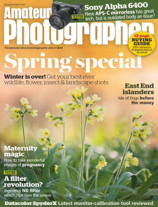 Amateur Photographer Apr 6 2019