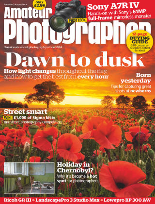 Amateur Photographer Aug 3 2019