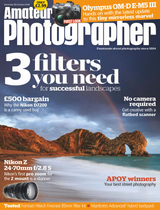 Amateur Photographer Oct 26 2019