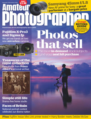 Amateur Photographer Nov 2 2019