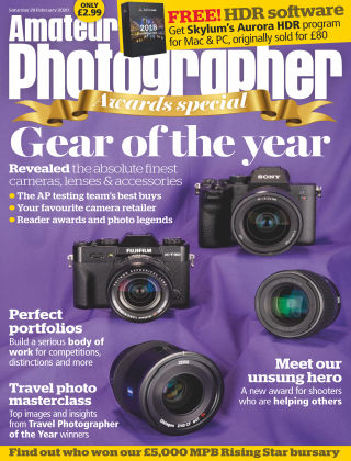 Amateur Photographer Feb 29 2020