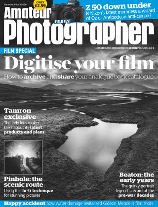 Amateur Photographer Apr 18 2020