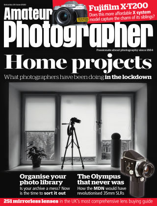 Amateur Photographer 20th June 2020