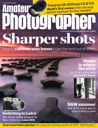 Amateur Photographer 27th June 2020