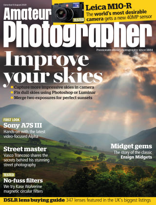 Amateur Photographer 8 August 2020
