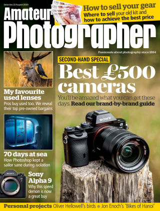 Amateur Photographer 22 August 2020
