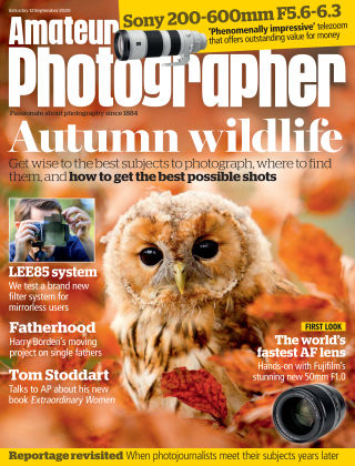 Amateur Photographer 12 September 2020