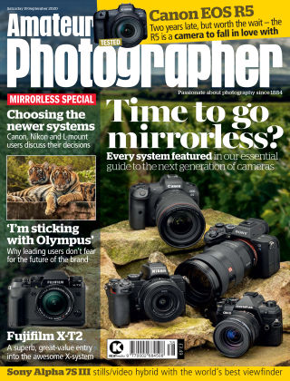Amateur Photographer 19 September 2020