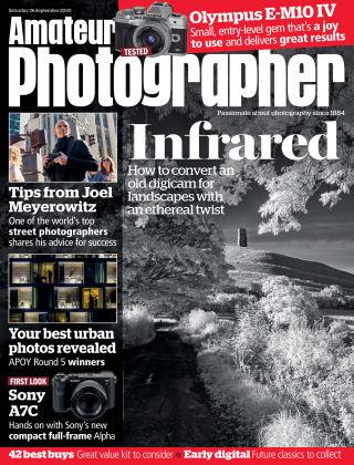 Amateur Photographer 26 September 2020