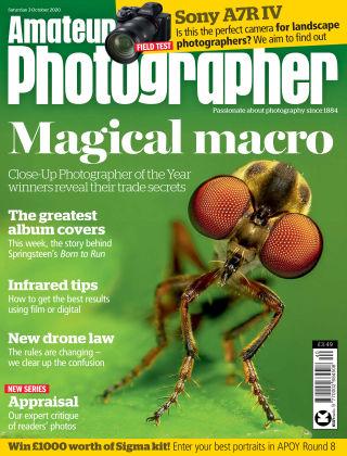 Amateur Photographer 3 October 2020
