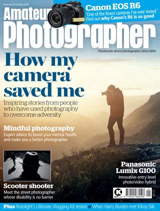 Amateur Photographer 10 OCtober 2020