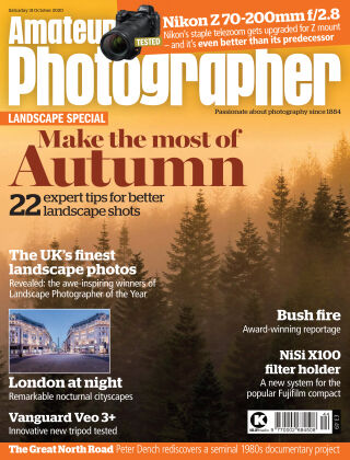 Amateur Photographer 31 October 2020