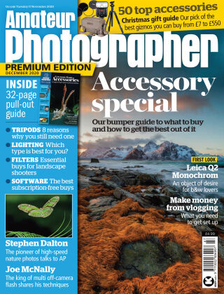 Amateur Photographer 21 November 2020
