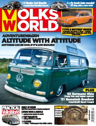 Volksworld Magazine April 2014