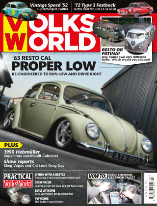 Volksworld Magazine March 2014