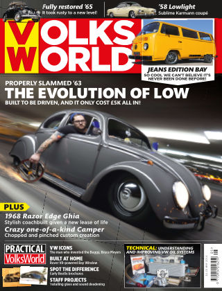 Volksworld Magazine May 2014