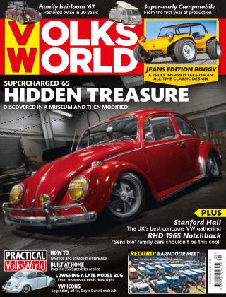 Volksworld Magazine August 2014