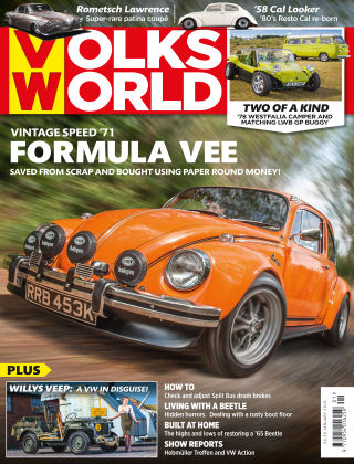 Volksworld Magazine January 2015