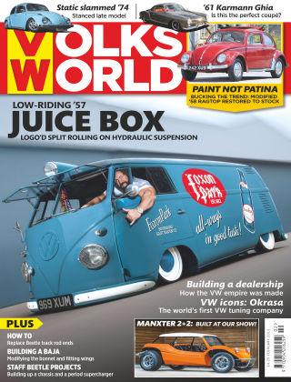 Volksworld Magazine February 2015