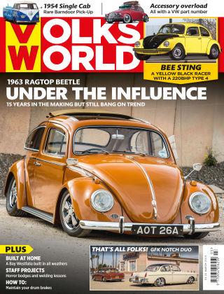 Volksworld Magazine March 2015