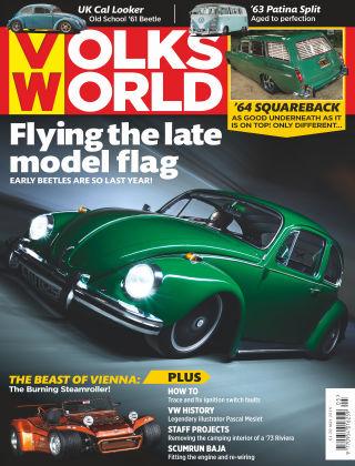 Volksworld Magazine May 2015
