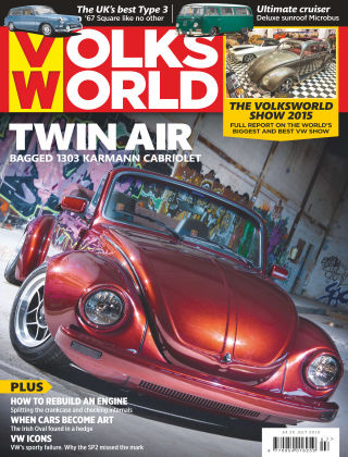 Volksworld Magazine July 2015