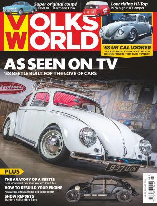 Volksworld Magazine August 2015