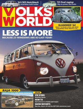 Volksworld Magazine November 2015