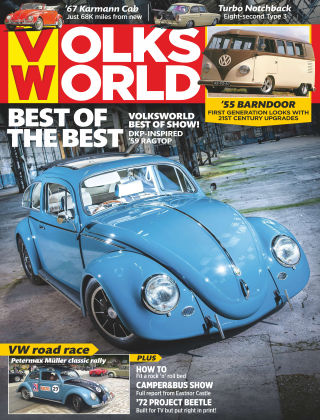 Volksworld Magazine December 2015