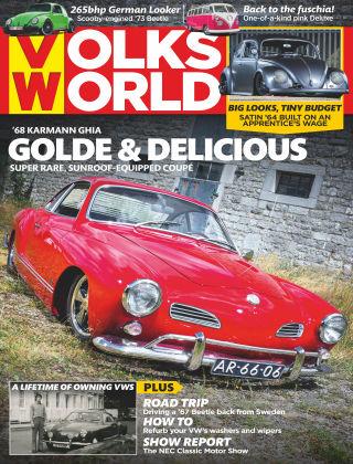 Volksworld Magazine March 2016