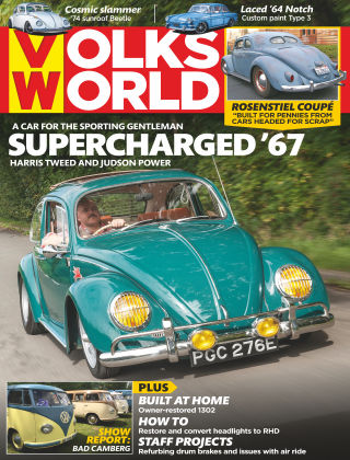 Volksworld Magazine April 2016