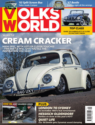 Volksworld Magazine September