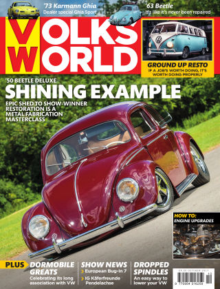 Volksworld Magazine October